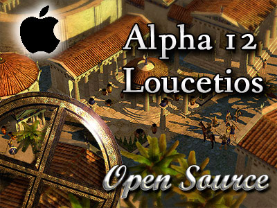0 A.D. Alpha 12 Loucetios (OS X 64-bit Version)