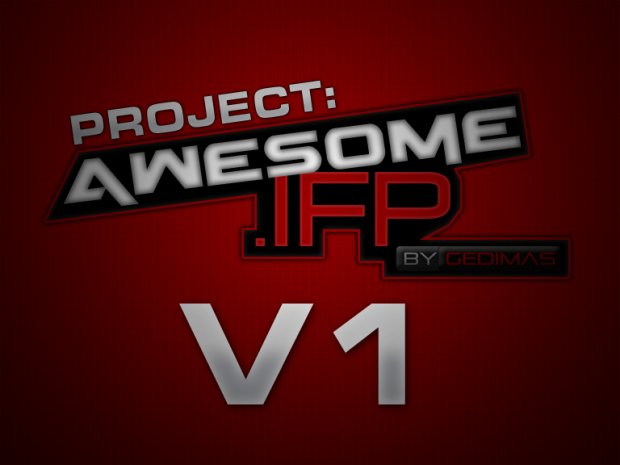 Project: Awesome .IFP V1