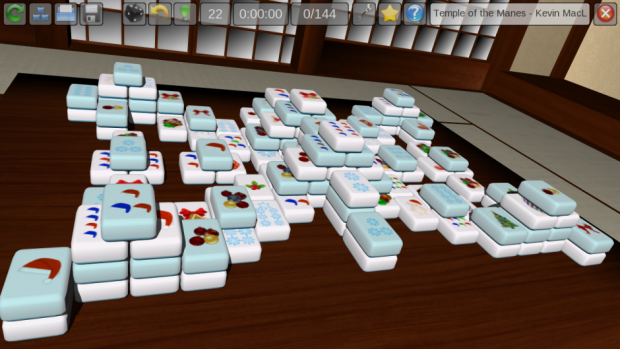 OGS Mahjong 1.0.1 for linux (32 bit)