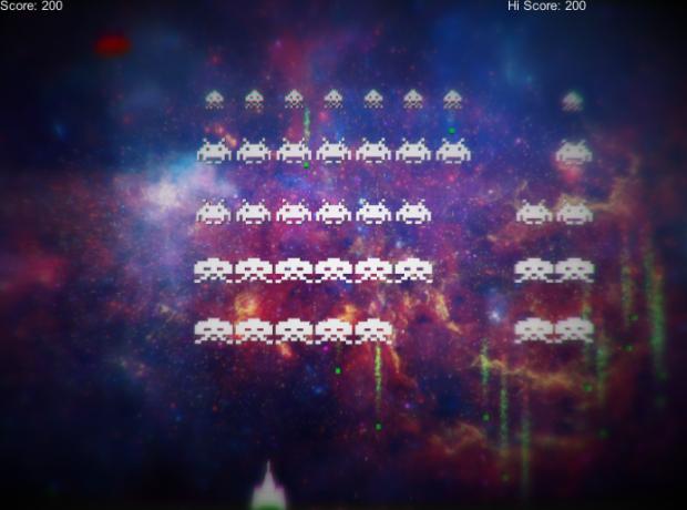 Space Invaders! : Mac
