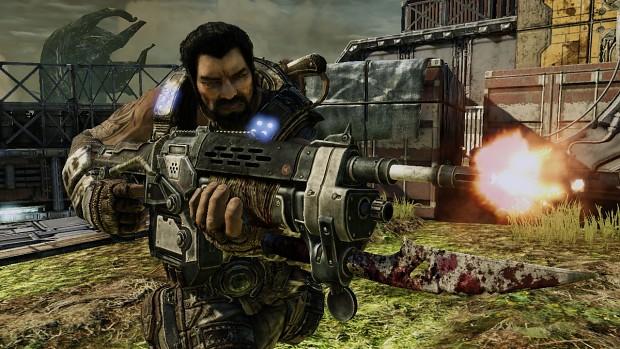 gears of war 3 weapons