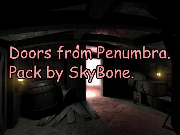 Doors From Pemnumbra (Packed by SkyBone)