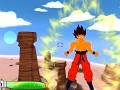 Goku False Super Saiyan