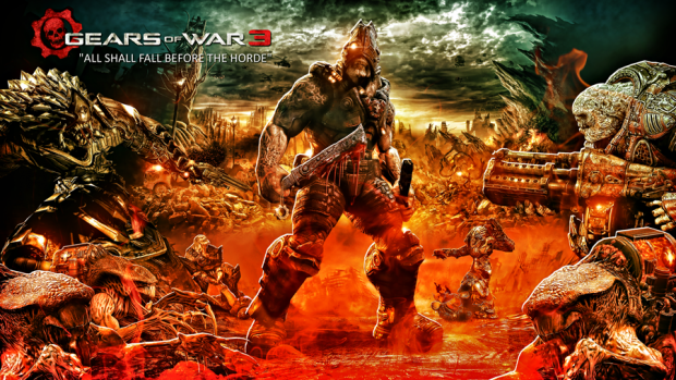 gears of war 3 enemy