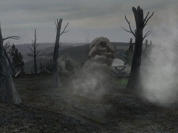New Mud Grenade Explosion
