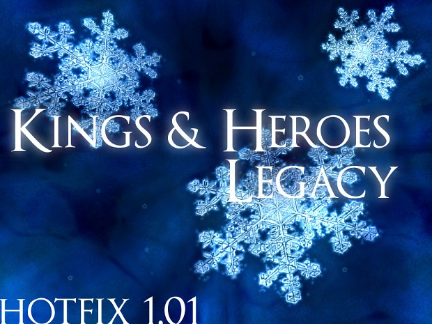 Kings Heroes Legacy Hotfix 1.01