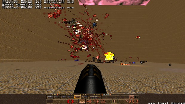 SuperDuper Quake 3.0 Beta Patch 1.0