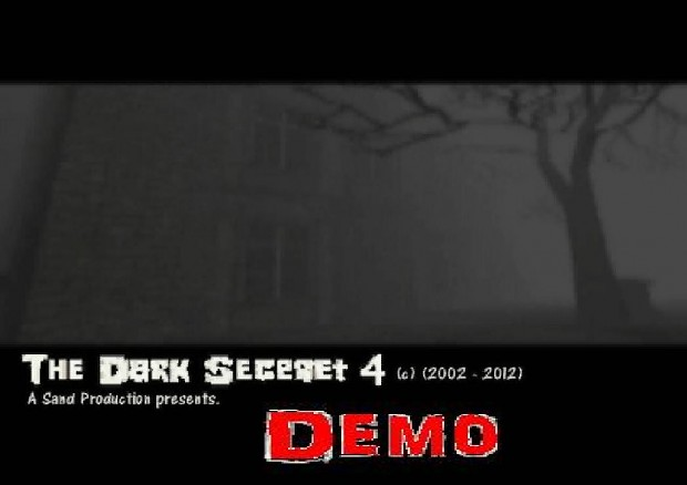 The Dark Secret 4 Demo