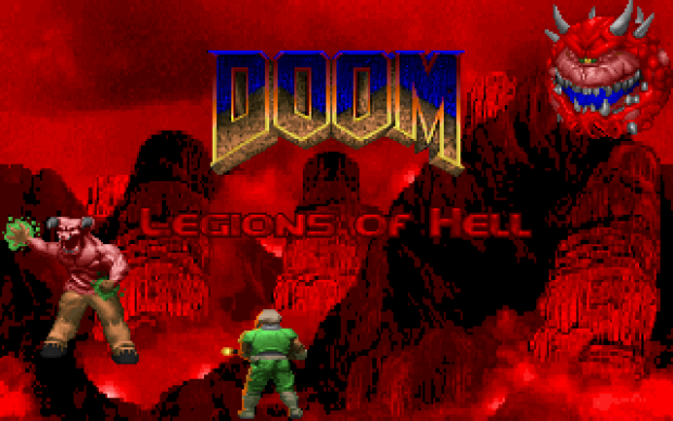 Doom Legions of Hell SDL v1.02
