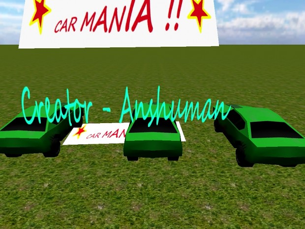 Car Mania 1.0 Released !!