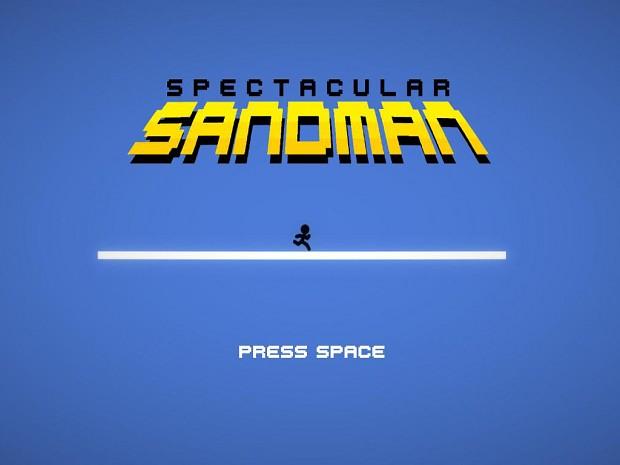 Spectacular Sandman (Mac)