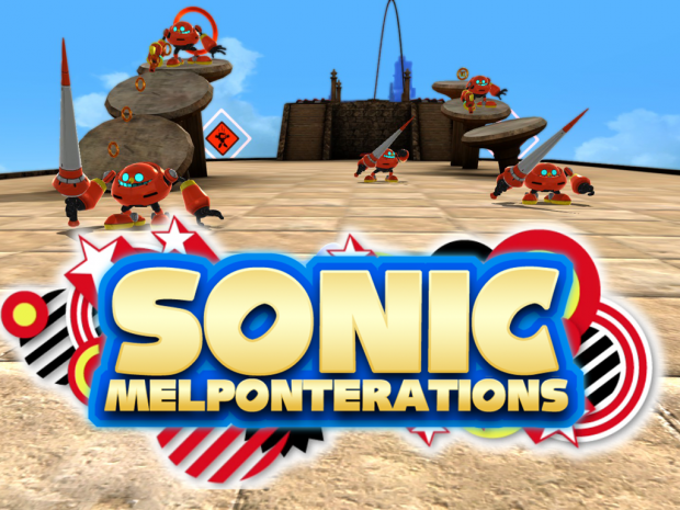 Sonic Melponterations Beta 0.2