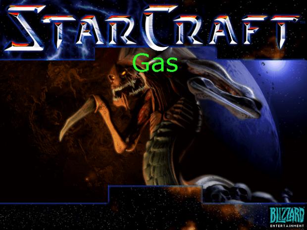 StarCraft: Gas version 1.03a