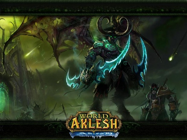 World of AklesH (Extended alpha)