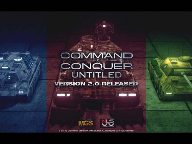 C&C Untitled 2.0 Beta  - No installer version