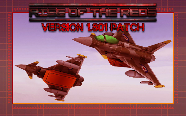 Patch 1.801 Release