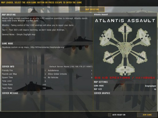Atlantis_Assault map