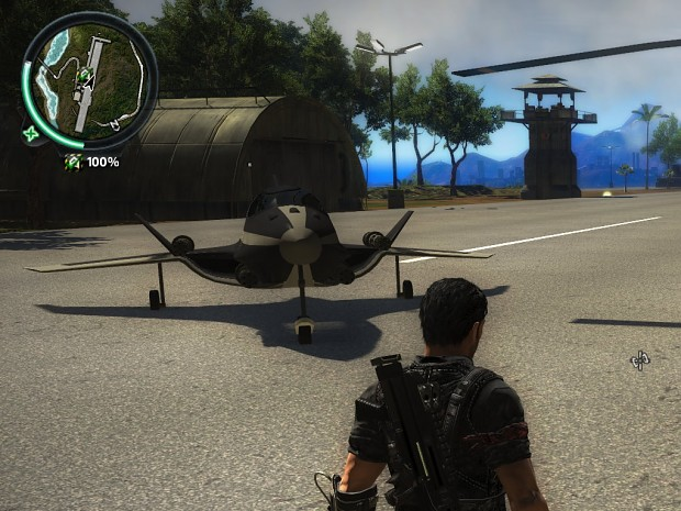 Change Just Cause 2 Beta V 1.0