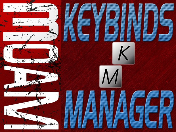 MOAM Keybinds Manager