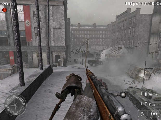 PlusIce's Multiplayer Mini-Mod for CoD2 MP 1.3