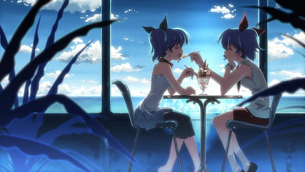 New Anime Wallpaper's (Full-HD) - 09.01.13