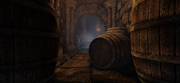 Dungeon Escape UDK Source Files
