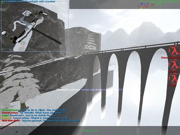 X-Half-Life Deathmatch 3.0.3.6