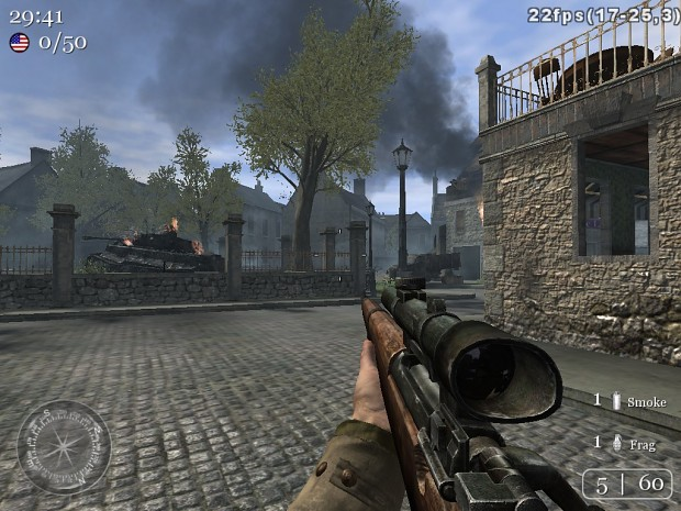 PlusIce's Multiplayer Mini-Mod V2 for CoD2 MP 1.3
