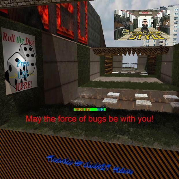 BuggedLikeHell map (mp_dr_buggedlikehell)