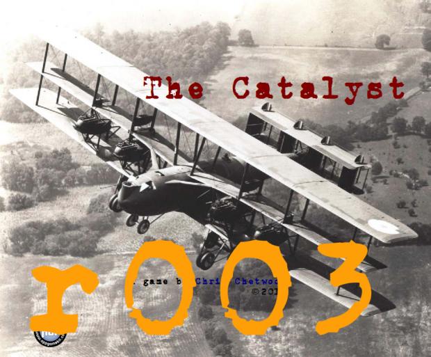 The Catalyst [r003]