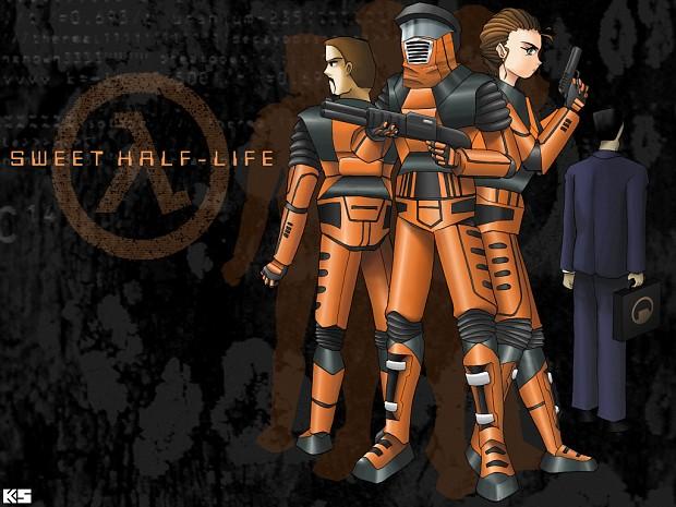 Sweet Half-Life FGD