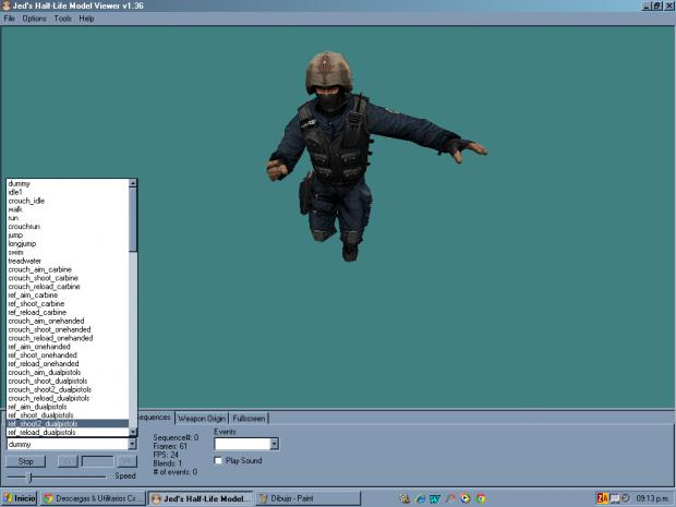Half-Life Model Viewer 1.25