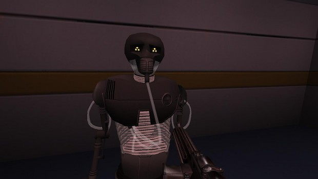 2-1B Surgical Droid Model