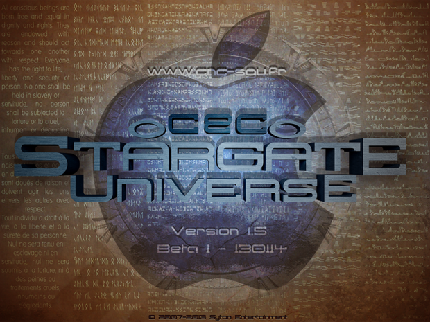 CnC SGU Version 1.5 Beta 1 130114 Mac