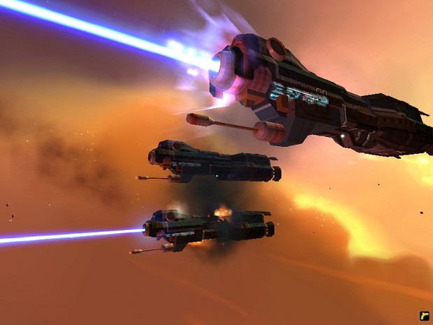 Homeworld 2 Sands of Time Mod
