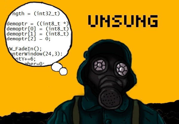 Unsung Source Code