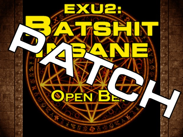 EXU2: Open Beta PATCH v5.01 -> v5.02