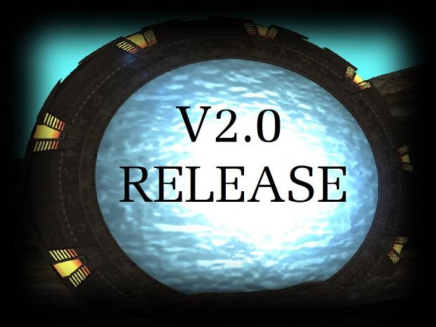 Stargate Horizon of the Universe V2.0