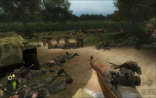 Rendroc's WarZone and CommandMod v4.34 for EiB