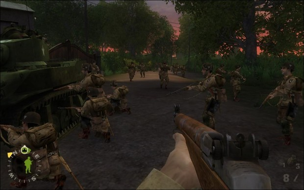 Rendroc's WarZone and CommandMod v4.34 for RtH30