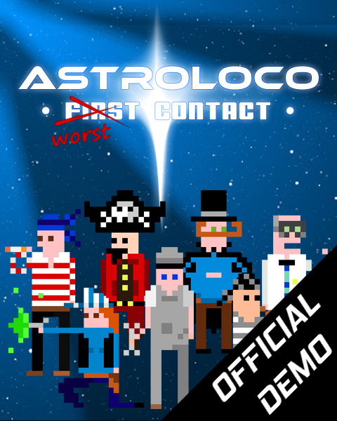 Astroloco: Worst Contact Official Demo