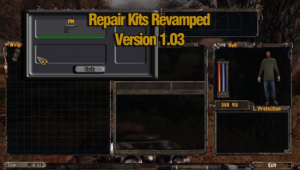 Repair Kits Revamped 1.03