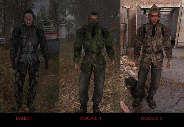 Digital Camo stalker pack