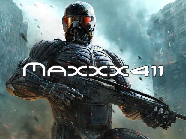 Maxxx411 - Mod download v1.1