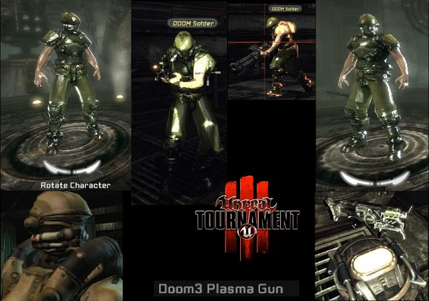 Ut3 Doom3 Suit