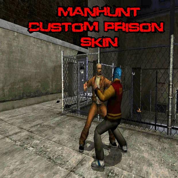 Custom Prison Skin