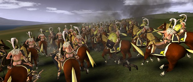 Amazons: Total War - Recalesced 7.0A/B