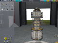 Habitat 1 Module for KSP