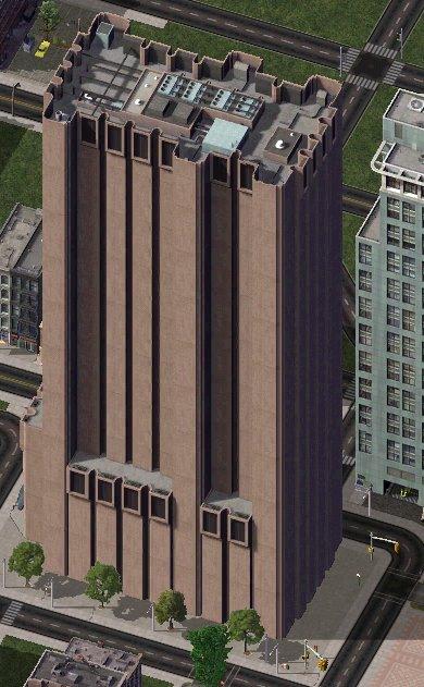 33 Thomas Street (AT&T Long Lines Building)