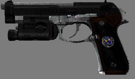 RE5 Samurai Edge